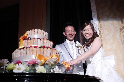 楽しさいっぱいの結婚式